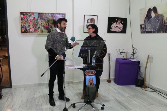 Entregados los premios de los certámenes de dibujo, pintura y escultura además del concurso de relatos hiperbreves con el tema de la violencia de género - 1, Foto 1