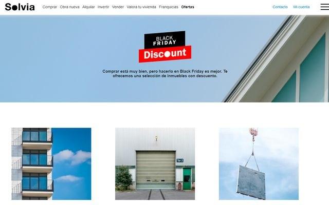 Da el salto a la adquisición de una vivienda con los descuentos de Solvia para el Black Friday - 1, Foto 1