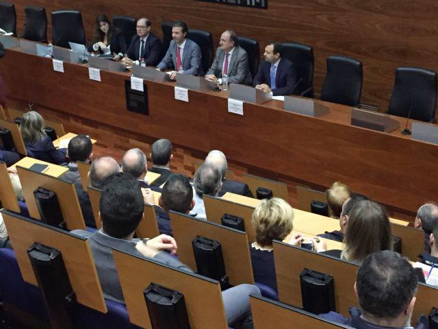 FREMM y Navantia abren la puerta a facilitar la colaboración de las empresas del metal de la Región en proyectos de la constructora naval - 3, Foto 3