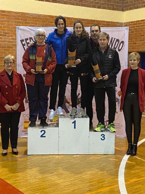 El Club Taekwondo Mazarrón obtiene 7 medallas en el campeonato regional de Torre Pacheco, Foto 2