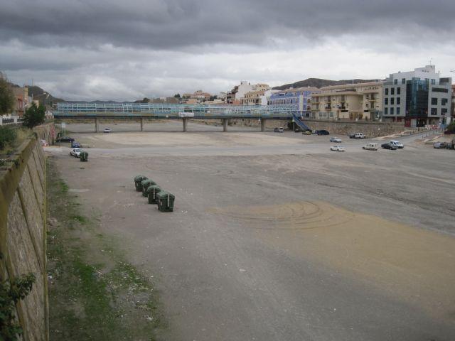 El Ayuntamiento solicitará a la CHS mejoras en las infraestructuras de la Rambla de Nogalte - 1, Foto 1