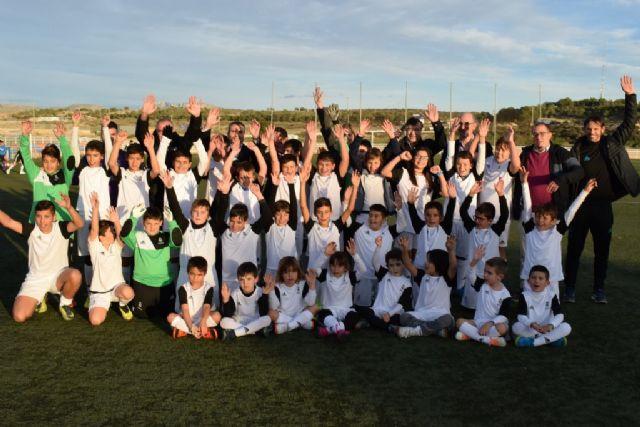 Fundación Real Madrid, Ayuntamiento y Aqualia continúan su proyecto sociodeportivo por séptimo año, Foto 1