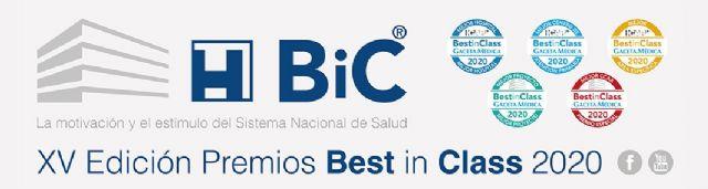 El Hospital de Molina, entre los mejores hospitales de toda España en Medicina Interna, Traumatología y Mejor Proyecto de Humanización - 1, Foto 1