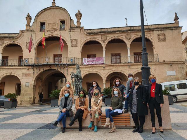 Las concejalas del Ayuntamiento de Lorca se unen para avanzar en la igualdad entre mujeres y hombres - 1, Foto 1