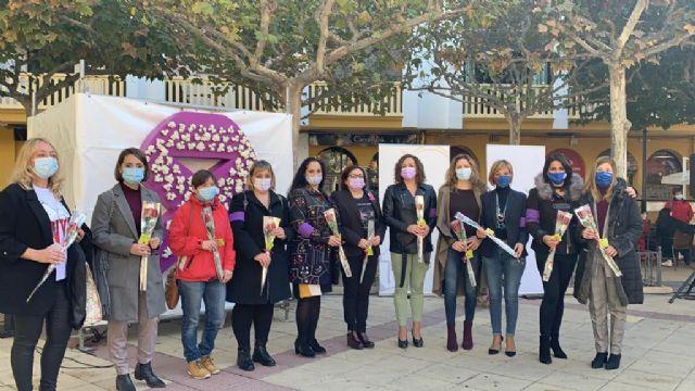 Las concejalas del Ayuntamiento de Lorca se unen para avanzar en la igualdad entre mujeres y hombres - 2, Foto 2