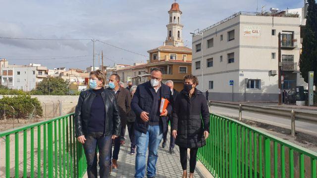Las pedanías de La Ribera y La Torrealta reciben importantes inversiones con cargo a los Presupuestos Participativos de Molina de Segura - 1, Foto 1