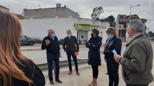 Las pedanías de La Ribera y La Torrealta reciben importantes inversiones con cargo a los Presupuestos Participativos de Molina de Segura - 2, Foto 2