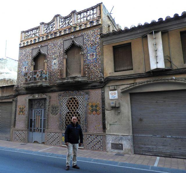 IU-V impulsa la protección y adquisición pública de la singular casa modernista de Acacio Mateo en el barrio de San Cristóbal - 2, Foto 2