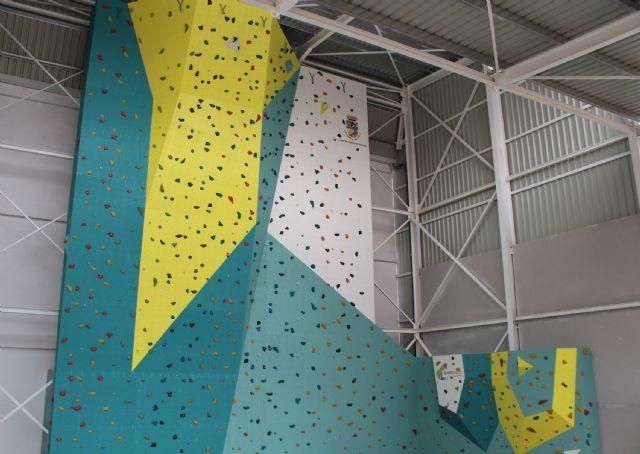 El Rocódromo Municipal se podrá utilizar desde el próximo lunes 30 - 1, Foto 1