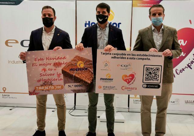 La concejalía de Economía y Hostelor presentan una iniciativa con el objetivo de salvar la hostelería en la próxima campaña navideña - 1, Foto 1