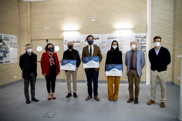 La Autoridad Portuaria entrega los premios a los tres proyectos ganadores de Plaza Mayor - 1, Foto 1