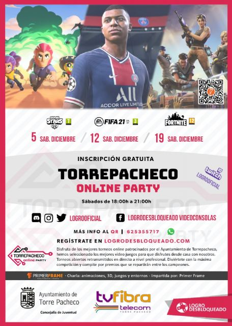Torre Pacheco online party - 2, Foto 2