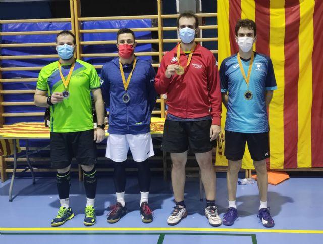 Gran actuación del Bádminton Las Torres en la prueba de Barcelona del circuito nacional senior - 3, Foto 3