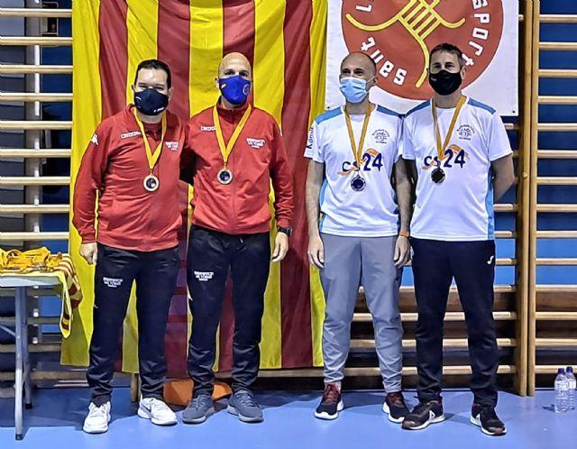 Gran actuación del Bádminton Las Torres en la prueba de Barcelona del circuito nacional senior - 5, Foto 5
