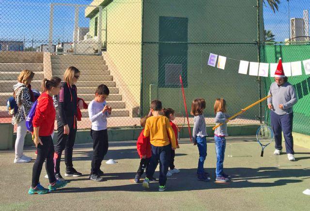 Un año más la solidaridad del tenis torreño se vive en una gran fiesta para todos - 3, Foto 3