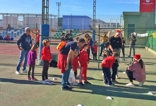Un año más la solidaridad del tenis torreño se vive en una gran fiesta para todos - 4, Foto 4