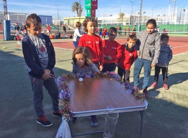 Un año más la solidaridad del tenis torreño se vive en una gran fiesta para todos - 5, Foto 5