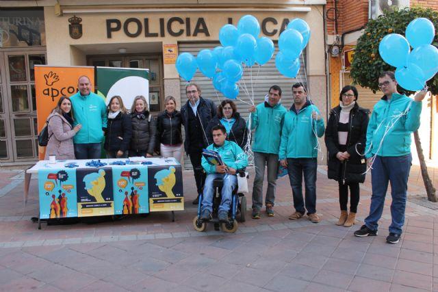 Apcom presenta su campaña de captación de socios en Bullas - 1, Foto 1