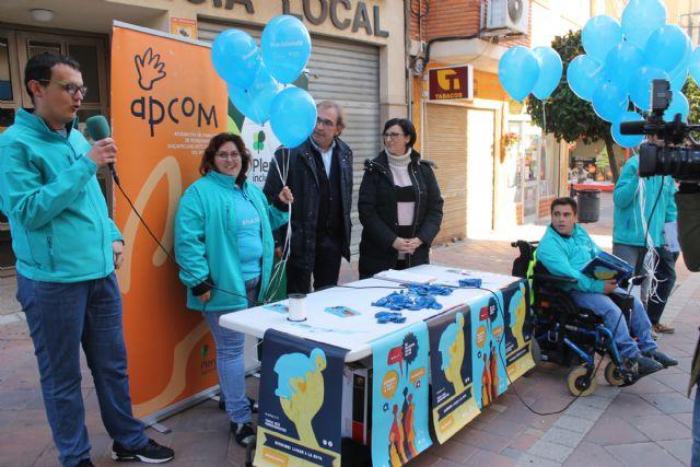 Apcom presenta su campaña de captación de socios en Bullas - 2, Foto 2