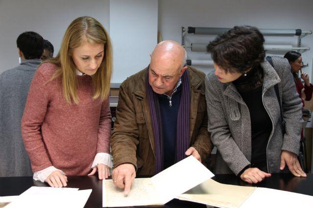 Alhama restaura dos documentos históricos a través del Archivo General de la Región - 3, Foto 3