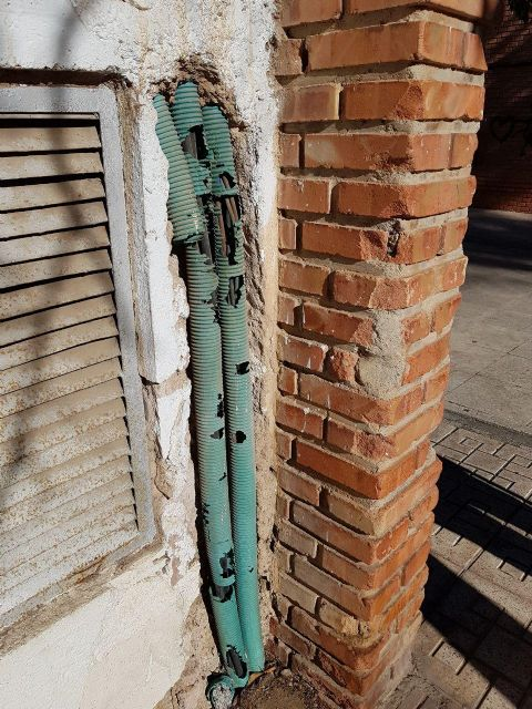 Ahora Murcia solicita al Ayuntamiento que informe y disponga la OMIC para que los vecinos afectados por cortes de luz indiscriminados en La Paz puedan ser indemnizados - 2, Foto 2