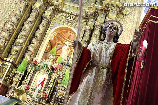 Tomorrow the celebration of the Eucharist in honor of San Juan will take place in the Parish of Santiago el Mayor, Foto 3