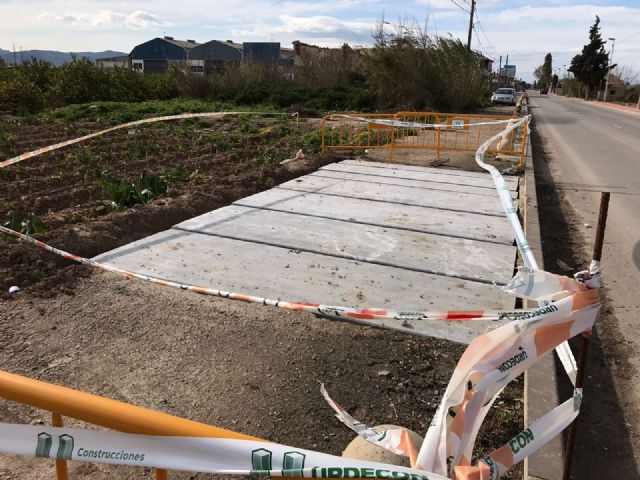El PSOE de El Raal ignora a sus vecinos y no soluciona los problemas causados por las lluvias - 3, Foto 3