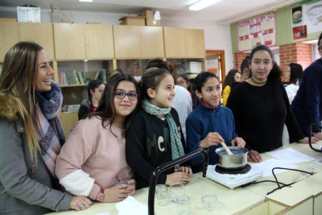 El IES Rambla de Nogalte organiza una programación de actividades para celebrar Santo Tomás de Aquino - 1, Foto 1