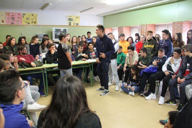 El IES Rambla de Nogalte organiza una programación de actividades para celebrar Santo Tomás de Aquino - 2, Foto 2