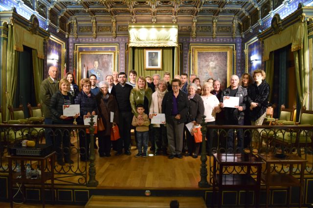 Reconocimiento a los participantes de la Ruta del Belén - 1, Foto 1