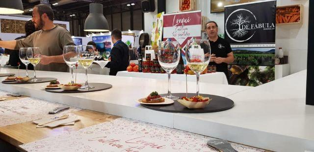 Lorquí, acapara todas las miradas del sábado en el stand de la Región de Murcia - 4, Foto 4