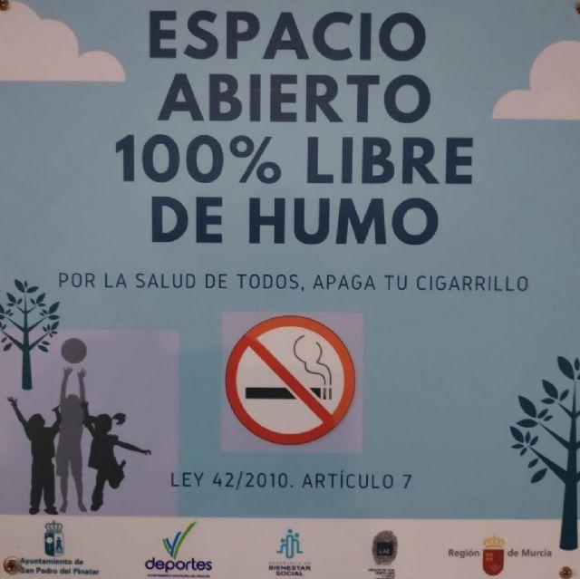 Bienestar Social promueve espacios libres de humo - 2, Foto 2