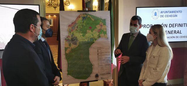 Aprobado el Plan General de Ordenación Urbana de Cehegín, que supondrá un revulsivo para la economía, el empleo y el bienestar de los cehegineros - 3, Foto 3