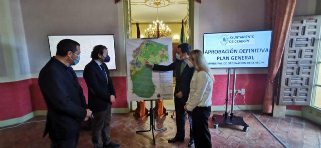Aprobado el Plan General de Ordenación Urbana de Cehegín, que supondrá un revulsivo para la economía, el empleo y el bienestar de los cehegineros - 5, Foto 5