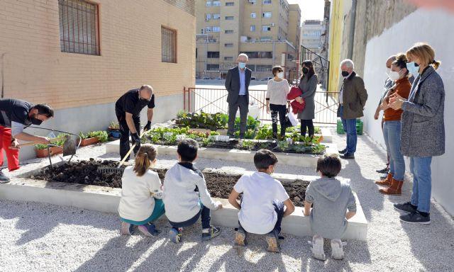 Más de 7.000 escolares de 47 colegios del municipio se implican en el cuidado de los huertos escolares - 2, Foto 2