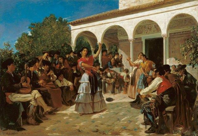 No se dice traje de Flamenca, se dice traje de gitana - 1, Foto 1