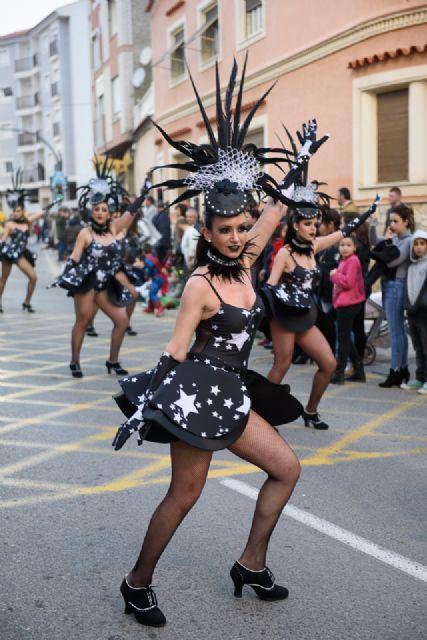 Salsalá obtiene el primer premio en el desfile de carnaval de peñas locales, Foto 3