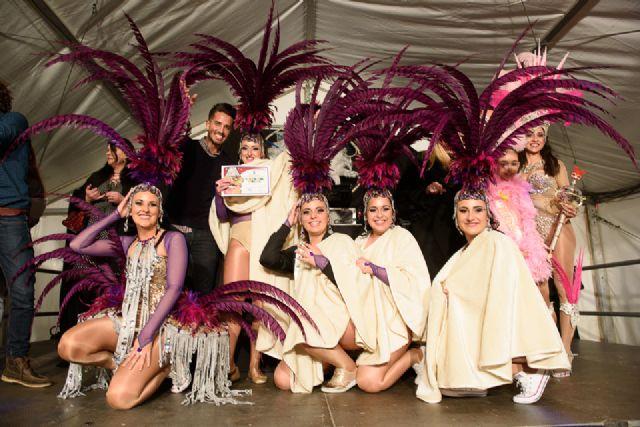 Salsalá obtiene el primer premio en el desfile de carnaval de peñas locales, Foto 5