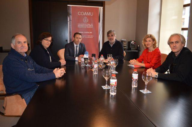 El colegio de arquitectos colabora con el ayuntamiento de - Colegio arquitectos leon ...