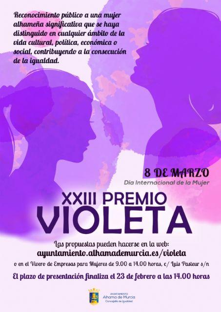 El viernes 2 de marzo comienzan las actividades del Día Internacional de la Mujer, Foto 2