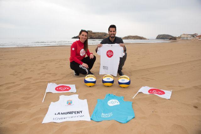La Beach Volley Lover Cup cita en la playa de la Reya a cerca de 200 participantes, Foto 1