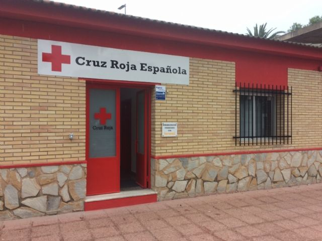 Mayor Andrés García and former councilor Josefina Gálvez will be the municipal representatives in the new Local Committee of the Spanish Red Cross, Foto 1