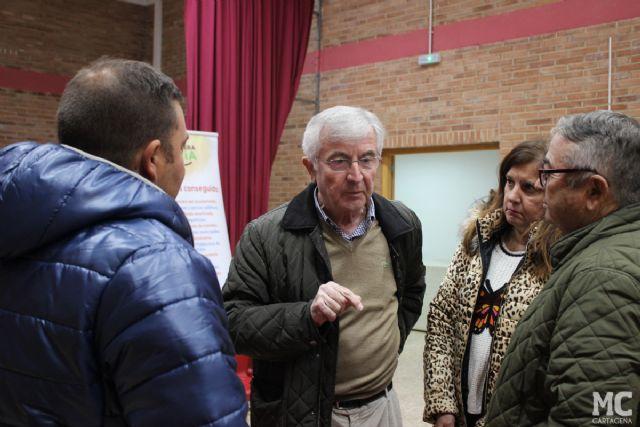 MC: Los vecinos achacan al Gobierno de Castejón el mal estado de la carretera de El Albujón y el caos provocado por su deficiente planificación - 5, Foto 5