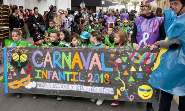 La Policía Local de Cartagena aumentará la seguridad vial en los desfiles de Carnaval de 34 colegios del municipio - 1, Foto 1