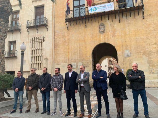 Cs forzará una votación en el Pleno para obligar al PSOE a conmemorar el 40 aniversario del trasvase Tajo-Segura - 1, Foto 1