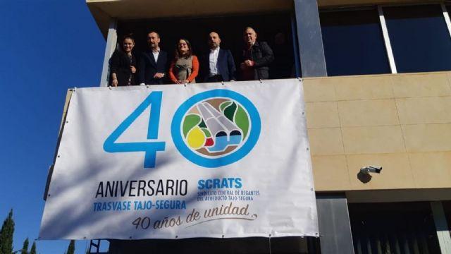 Cs forzará una votación en el Pleno para obligar al PSOE a conmemorar el 40 aniversario del trasvase Tajo-Segura - 2, Foto 2