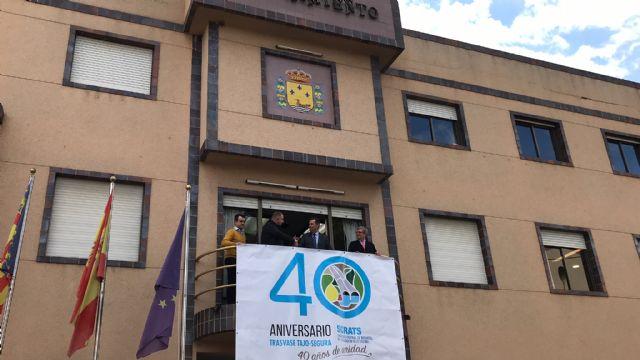 Cs forzará una votación en el Pleno para obligar al PSOE a conmemorar el 40 aniversario del trasvase Tajo-Segura - 3, Foto 3