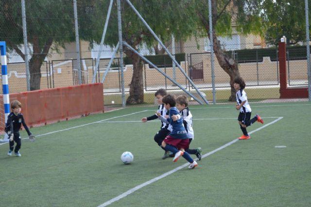 Publicados los horarios de la 16a jornada de la Liga Comarcal de Fútbol Base - 1, Foto 1