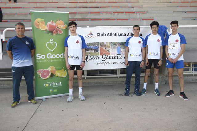 El Club Atletismo Alhama brilla en las finales regionales sub18 y de categorías menores - 1, Foto 1