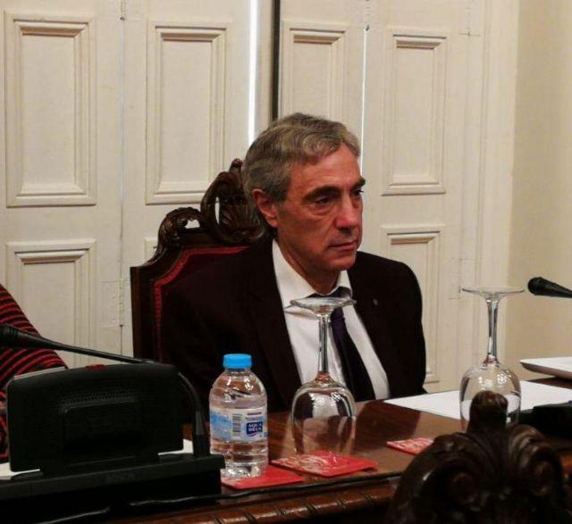 Francisco Martínez: El informe del estado de liquidación del presupuesto de 2018 demuestra que los presupuestos municipales son papel mojado - 1, Foto 1
